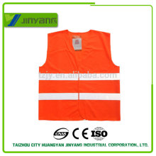 EN20471 custom reflective safety vest with pocket